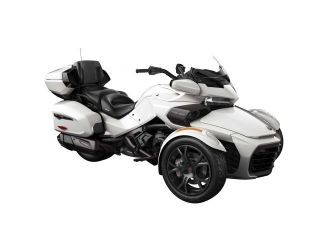 Can-Am Spyder F3 Limited SE6 Pearl White Dark '19