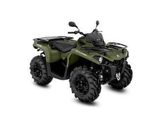 Can-Am Outlander PRO 570 T '20